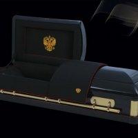 Елітна труна «Патріот»