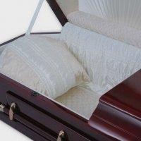 Элитный гроб «Восьмигранник»