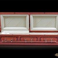 Элитный гроб «Виктория Премиум»