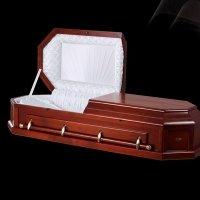 Элитный гроб «Восьмигранник Нарды»