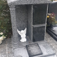 Склеп на кладбище для всей семьи. Купить место в колумбарии на Байковом кладбище в Г. Киеве- от 6 тыс. грн.