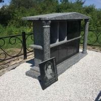 Цена места в колумбарии Крематория г. Киева - от 6 тыс. грн. Склеп в колумбарии Киевского Крематория.