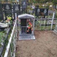 Фото склепа на кладбище в г. Киеве. Цена места в колумбарии Киевского Крематория, на Байковом кладбище - от 6 тыс. грн.